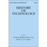 History of Technology 1992 by Graham John Hollister- Short