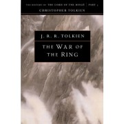 The War of the Ring by Christopher Tolkien