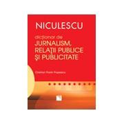 Dictionar de jurnalism, relatii publice - publicitate