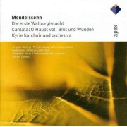 F. Mendelssohn-Bartholdy - Die Erste Walpurgischnach (0809274869029) (1 CD)