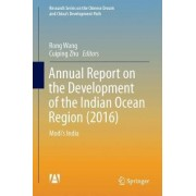 Annual Report on the Development of the Indian Ocean Region by Rong Wang