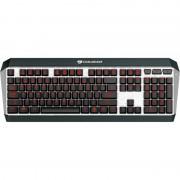 Tastatura gaming Cougar Attack X3 Cherry Mx Blue USB Black