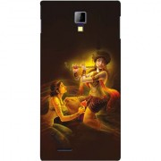Snooky Digital Print Hard Back Case Cover For Micromax Canvas Xpress A99 97757