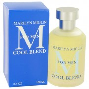 Marilyn Miglin Cool Blend Cologne Spray 3.4 oz / 100.55 mL Men's Fragrances 533064