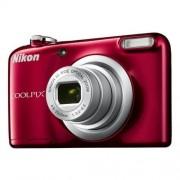 Appareil photo Compact Nikon Coolpix A10 Rouge
