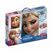 Quercetti Pixel Photo Frozen Elsa And Anna Portrait 6600 Pcs 0806
