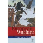 European Warfare, 1815-2000 by Professor Jeremy Black