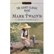 Signet Classic Book of Mark Twains Short Stories(Mark Twain)