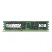 Kingston KVR16R11D4/16I Memoria RAM da 16 GB, 1600 MHz, DDR3, ECC Reg CL11 DIMM, 240-pin, Certificata Intel