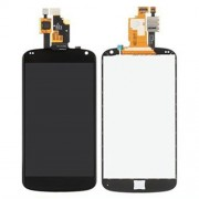 iPartsBuy LCD Display + Touch Screen Digitizer Assembly Replacement for Google Nexus 4 / E960(Black)