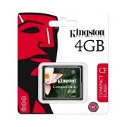 MEMORIE 4GB COMPACT FLASH
