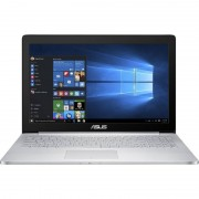 Laptop Asus Zenbook Pro UX501VW-FJ006T 15.6 inch Ultra HD Intel Core i7-6700HQ 16GB DDR4 512GB SSD nVidia GeForce GTX 960M 4GB Windows 10 Silver