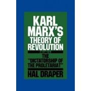 Karl Marx's Theory of Revolution: Vol 3 by Hal Draper