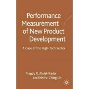 Performance Measurement of New Product Development Teams by Erin Yu-Ching Lin