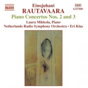 E. Rautavaara - Piano Concerto No.2 (0747313200924) (1 CD)
