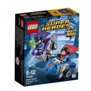 Lego super heroes mighty micros: superman contro bizarro 76068