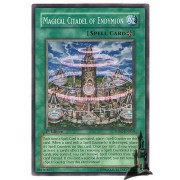 YuGiOh 5D's Spellcaster's Command Structure Deck Single Card Magical Citadel ...