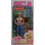 Fisher Price Friendship Ponies Western Style Rider
