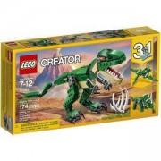 Конструктор ЛЕГО Криейтър - Могъщите динозаври - LEGO Creator, 31058