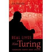 Alan Turing by Jim Eldridge