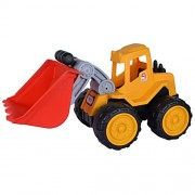 Knick Knack Toy Dirt Diggers - Front Loader