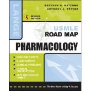 USMLE Road Map Pharmacology by Bertram G. Katzung