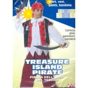 Costum pirat - Treasure Island - copil