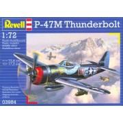 Revell 03984 - Modellino da montare - Cacciabombardiere P-47 M Thunderbolt realizzato in scala: 1:72