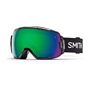 Smith Goggles Vice Green Sol-X SP AF Lens Goggles - Black