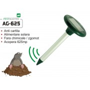 Anti cartita, soareci, sobolani, popandai, iepuri, dihori Pestmaster AG625 (acopera 625 mp)