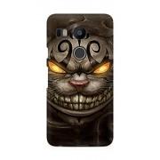 Amez designer printed 3d premium high quality back case cover for LG Nexus 5x (Alice Madness returns cheshire cat)