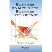 Business Analysis for Business Intelligence by Bert Brijs