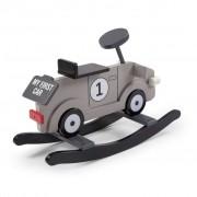 CHILDWOOD Gungbil My First Car grå och svart CWRFCG