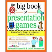 The Big Book of Presentation Games by John W. Newstrom