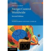 Merger Control Worldwide 2 Volume Set by Maher M. Dabbah