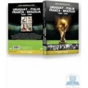 Cupa mondiala FIFA - Uruguay-Italia Franta-Brazilia 1930-1950