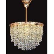 Pendant crystal chandelier 6080 01/12-2552S