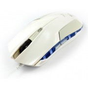 Mouse E-Blue Optic Cobra (Alb)