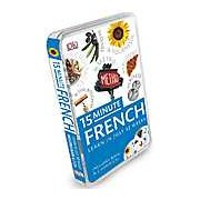 15-Minute French. Learn in just two weeks. Includes book and 2 audio CDs