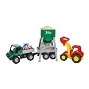 Lena 01253 - Mini Compact Farm Set