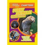National Geographic Kids Chapters: Funny Animals! Collection by National Geographic Kids