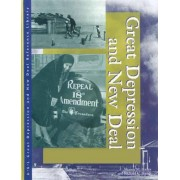 Great Depression and the New Deal Reference Library by Allison McNeill