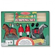Melissa And Doug Horse Play Show Jumping Set