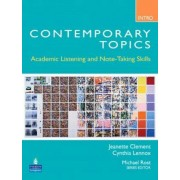 Contemporary Topics Intro Student Book with Streaming Video Access Code Card by Jeanette Clement