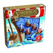 Vikings Brainstorm. Multi Level Logic Game Game By Smart Games