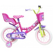 Bicicleta copii Denver Minnie Mouse 14""