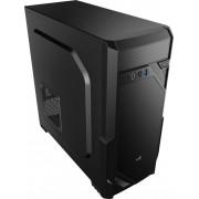 Aerocool VS-1 Midi Tower Case - Black