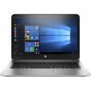 Laptop HP EliteBook Folio 1040 G3, 14 inch FHD, Intel Core i7-6500U, RAM 8GB, SSD 256GB, Windows 10 Pro 64, Argintiu