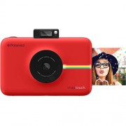 "Camera Foto Instant Snap Touch Cu Hartie Foto 2X3"" Polaroid"