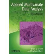 Applied Multivariate Data Analysis by Brian S. Everitt